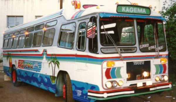 Names of 11 famous buses Kenyans used to travel in upcountry for ...